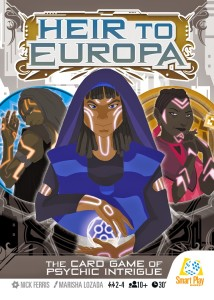 Heir to Europa - Cover