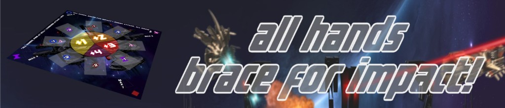 All Hands, Brace For Impact!: A real-time, space combat yelling game